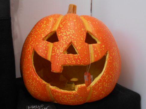 かぼちゃのランプ
